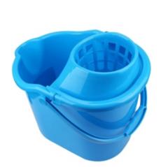 拖把桶手压拧干桶地拖桶墩布洗拖把挤水桶拖地水桶拧干器家用拖桶   QJ.338