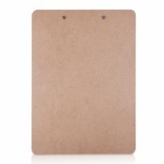 广博(GuangBo)平夹型木质A4书写板夹/文件夹板/办公用品A26116    XH.731