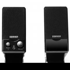 漫步者(EDIFIER) R10U 音箱 USB连接 2.0声道 黑色 IT.977