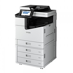 爱普生(EPSON)WF-M20590a A4/A3+黑白喷墨阵列式数码复合机 大型办公 打印复印扫描  FY.277