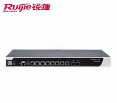 锐捷 企业级上网行为管理智能流控网关路由器 RG-NBR6210-E 【推荐带机量1000】WL.524