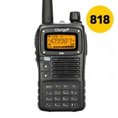 摩托罗拉SMP818对讲机调频手持电台CLA818自驾徒步户外无线手台 CLA818标配 IT.989