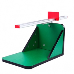 坐位体前屈测试仪 中考专用座位体前驱训练器中小学生体检仪器 绿色   TY.1328