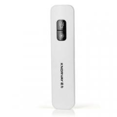 诺为(KNORVAY)G705C 绿光笔 激光笔 镭射笔 电子教鞭 指示笔 沙盘 指星笔 白色 【绿光】 IT.991