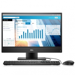 戴尔(Dell)OptiPlex 5270 AIO 260366 /i5-9500/Q370/8G/1T/集成/无光驱/21.5寸/DOS/保修1年 PC.2214