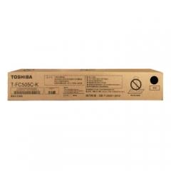 东芝(TOSHIBA)T-FC505C-K黑色原装碳粉(墨粉) 适用e-STUDIO2000AC/2500AC/2505AC/3005AC/3505AC/4505AC/5005AC      HC.1672