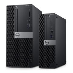 戴尔(DELL) OptiPlex 7070 Tower 261757 台式计算机 /I7-9700/Q370/4G/1T/独立/2G/DVDRW/单主机/3年保修 PC.2219