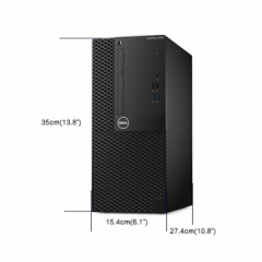 戴尔(DELL) OptiPlex 3050 Tower 005468   /I7-6700/B250/16G/1T/集成/集成/DVDrw  PC.2227