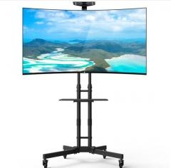 乐歌 P5(32-65英寸)电视机支架 落地移动推车电视挂架 DQ.1438
