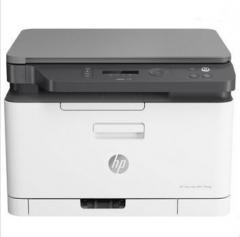 惠普(HP)Color Laser MFP 178nw 彩色激光多功能一体机(打印/复印/扫描/无线网络)DY.371