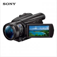 索尼FDR-AX700高清数码摄像机约2100万像素3.5英寸液晶屏无内置存储 ZX.391
