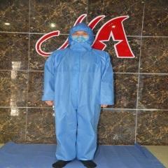 傲视 一次性 无纺布连体隔离防护服 隔离衣   JC.970