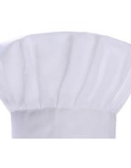 食堂厨房厨师工作帽子       JC.981
