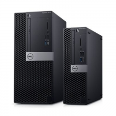 戴尔(DELL)OptiPlex 7070 Tower 261126 台式计算机 /I5-9500/Q370/8G/1T/集成/DVDRW 单主机 3年保修   PC.2242