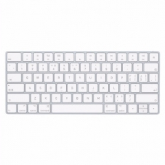 Apple 苹果 ipad pro 11英寸/12.9英寸 平板电脑原装键盘 原装触控板 第二代中文(拼音)银色MQ5L2CH/A     PJ.608