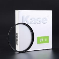 卡色(Kase)单反镜头保护滤镜 SMP UV(II) 82mm    ZX.395