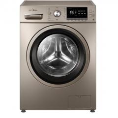 美的(Midea) MG100Q31DG5 滚筒洗衣机全自动 10kg大容量 BLDC电机 DQ.1509
