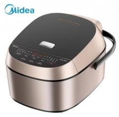 美的(Midea) MB-HS4066 IH全智能电饭煲 高颜值 大火力 银 CF.138