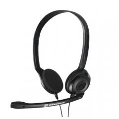 森海塞尔(Sennheiser) PC3 CHAT 轻便舒适通话耳机 头戴式游戏电脑耳麦 黑色    PJ.619