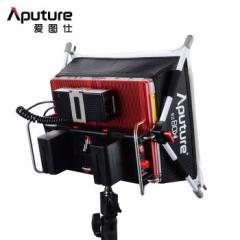 爱图仕Aputure Tri8 三灯套装 摄影摄像灯 影视补光灯 视频直播人像外拍灯 Tri-8 kit(ssc)含3个2.8灯架    ZX.397