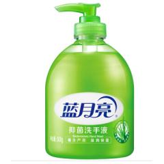 蓝月亮 抑菌洗手液500ml 12瓶/箱    QJ.347