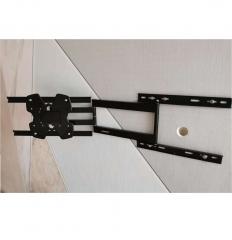65寸电视 旋转伸缩壁挂架子(含标准墙体安装)DQ.1536