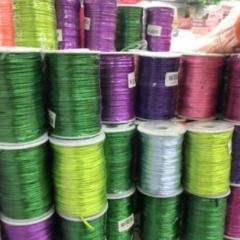 手工材料编织线 中国结编绳线(20米/轴)      JX.220