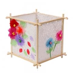 纸灯笼DIY手工制作灯笼材料包 (单位:套) JX.222