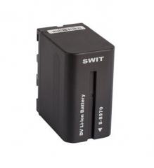 SWIT视威 DV摄像机锂电池兼容索尼NP-F970系列电池   ZX.399