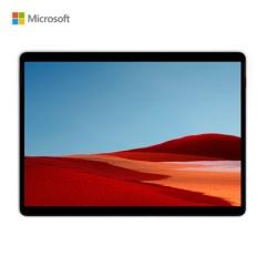 微软(Microsoft) Surface Pro X QJY-00007 二合一平板电脑/笔记本电脑/13英寸窄边框触控屏 3GHz ARM处理器 16G/512G/SSD/4G LTE  PC.2255
