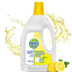 滴露 柠檬衣物除菌液 1.5L      QJ.370