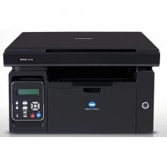 柯尼卡美能达 bizhub 2202MF 黑白激光多功能一体机(打印/复印/扫描)家用作业打印 非无线 DY.392