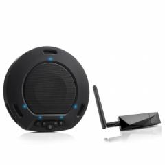 音络 INNOTRIK I-32W黑色视频会议麦克风 降噪消回音 超长拾音 软件视频会议终端设备      IT.1140