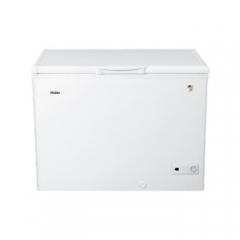 海尔(Haier)节能小冰柜家用小型冷柜卧式冰箱迷你冷藏冷冻柜保鲜柜家电 316升 BC/BD-316HBZ    DQ.1541