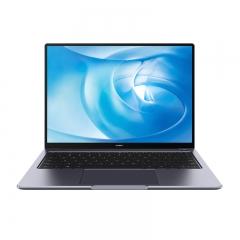 华为(HUAWEI)KLV-W19 2K全面屏轻薄性能笔记本 MateBook 14 /i5-8265U/8GB/512GB固态/独显2GB/深空灰 PC.2261
