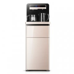 荣事达(Royalstar)饮水机立式全自动上水下置水桶温热智能遥控台式茶吧机 冰温热CY286    DQ.1546