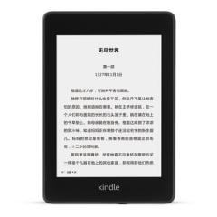 Kindle paperwhite 电子书阅读器 电纸书墨水屏 经典版 第四代 6英寸wifi黑色 8G    IT.1147