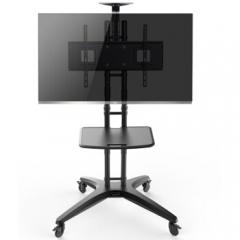 乐歌 32-65英寸电视推车 移动电视挂架子 PSF311B    DQ.1550