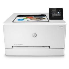 惠普(HP)LaserJet Pro M254dw A4幅面 彩色激光打印机 自动双面/无线网络 DY.394