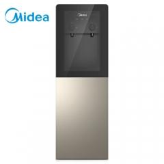 美的(Midea)饮水机家用立式办公双开门柜式饮水器 YR1126S-X温热款    DQ.1554