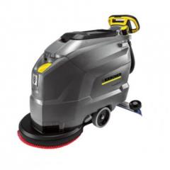 凯驰(KARCHER)BD 50/50全自动电瓶手推式洗地机     QJ.385