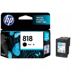 惠普(HP) 818墨盒适用D1668 2668 2568 5568 F4288 4488 2418 818墨盒黑色(约200页)    HC.1164