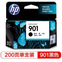 惠普(HP)CC653AA 901号黑色墨盒(适用Officejet J4580 J4660 4500)    HC.1197
