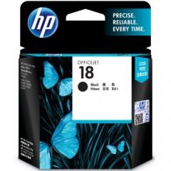 惠普(HP)18号 黑色墨盒(C4936A)(适用HP OfficejetL7380,L7580,L7590,ProK5300,K5400dn,K8600)     HC.1200
