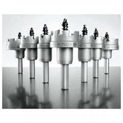 博世(BOSCH)不锈钢硬质合金金属开孔器钻头14-50mm合金螺丝导钻弹簧扩孔 40mm     JC.1083