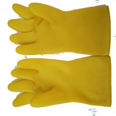 胶皮手套 标准      JC.1091