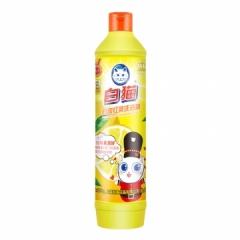 白猫 柠檬红茶 洗洁精500g     QJ.389