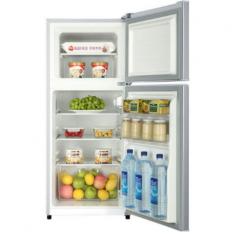 海尔(Haier)冰箱两门迷你小型双门家用电冰箱宿舍租房冷冻冷藏冰箱 118升双门两门冰箱BCD-118TMPF     DQ.1557
