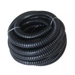包塑金属软管穿线管波纹管电缆电线保护套管防水阻燃管蛇皮管监控线保护软管内径16mm 100米   JC.1094