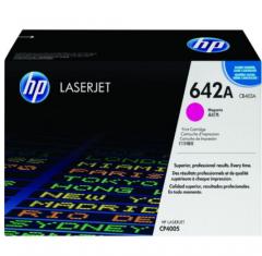 惠普(HP)CB403A品红色硒鼓 642A(适用Color LaserJet CP4005打印机) 打印量7500页    HC.1267